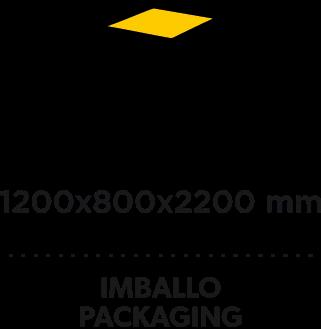 Fiche produit : Bulldozer presse carton et bidon