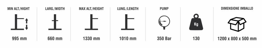 Fiche produit : Easy Lift 3000