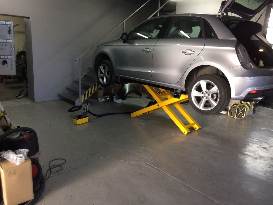 Spider Rolling Lift