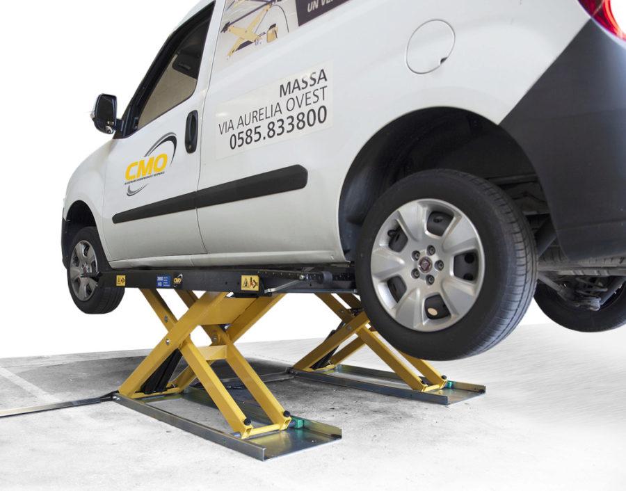 Double lift - Double plateforme extra plat