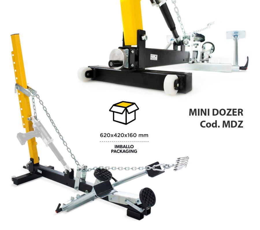 Mini Doser pour carrosserie