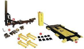 Combi 1300 - Pack table de redressage FITIM