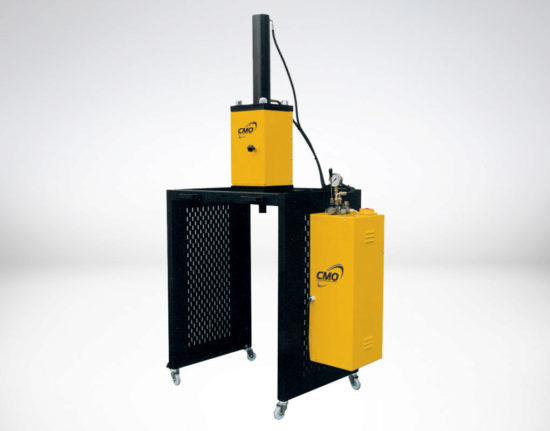 Oil Filter Compactor